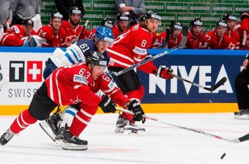 Хоккей Канада Финляндия 2019 финал где смотреть онлайн