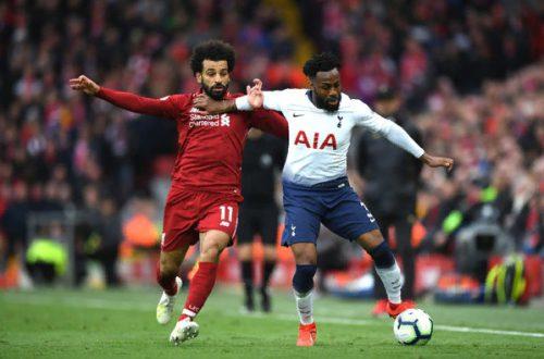 Тоттенхэм Ливерпуль финал Лиги чемпионов 2019 где смотреть онлайн