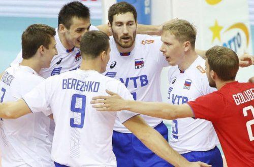 Волейбол Россия Япония лига наций 2019 мужчины где смотреть онлайн