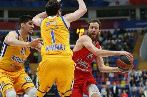 Баскетбол Единая лига ВТБ финал ЦСКА Химки 2019 где смотреть онлайн