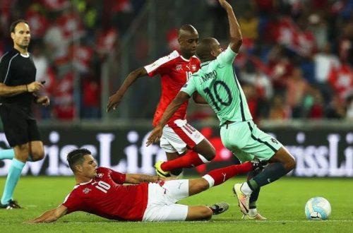 Футбол Португалия Швейцария Лига наций 2019 полуфинал где смотреть онлайн
