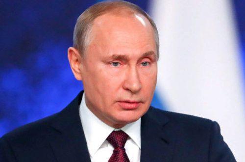 Прямая линия с Владимиром Путиным 2019 как задать вопрос