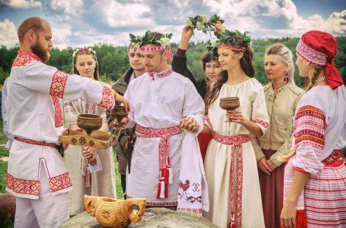Свадебные традиции народов мира обычаи и приметы
