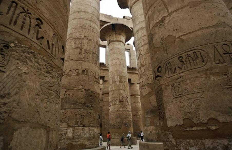 5 самых интересных мест древнеегипетского Луксора