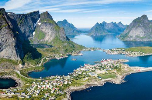 Красоты северной страны: путешествие по фьордам Норвегии
