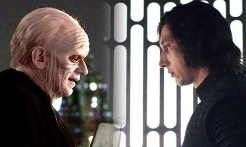 Раскрыто, как Кайло Рен встретит Палпатина в «Звездных войнах 9»
