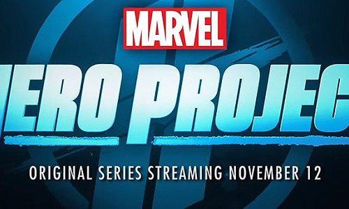 Marvel представили полноценный взгляд на новый проект для DInsey+