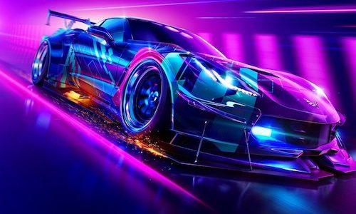 Раскрыта карта открытого мира Need for Speed: Heat