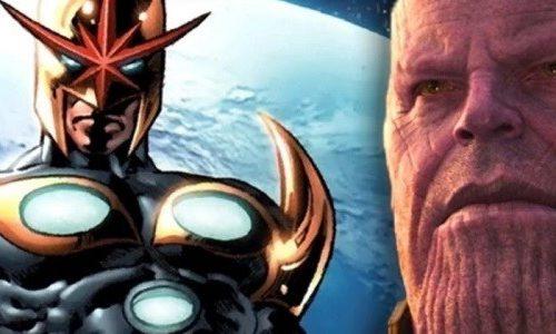Как Нова может вернуть Таноса в киновселенную Marvel