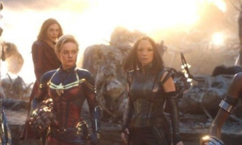 Женские герои Marvel могут получит кроссовер