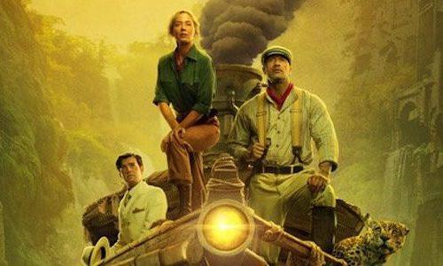 Первый трейлер фильма «Круиз по джунглям» на русском