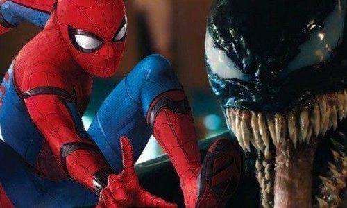 Том Харди тизерит встречу Венома и Человека-паука?