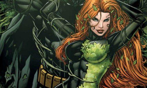 Ядовитый Плющ получила новый облик во вселенной DC