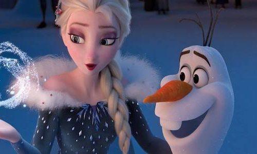 Финальный трейлер «Холодное сердце 2» на русском