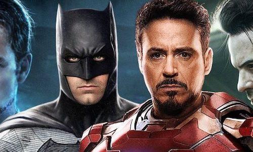 Кто богаче: Бэтмен или Железный человек?