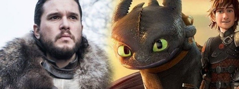 Кит Харингтон хочет сделать фильм в духе «Как приручить дракона»