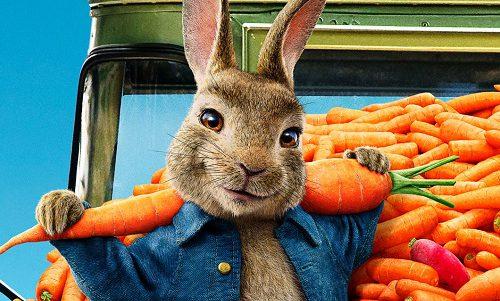 Вышел трейлер фильма «Кролик Питер 2» на русском