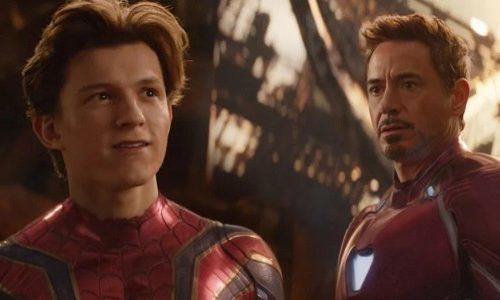Человек-паук заменит Железного человека в MCU