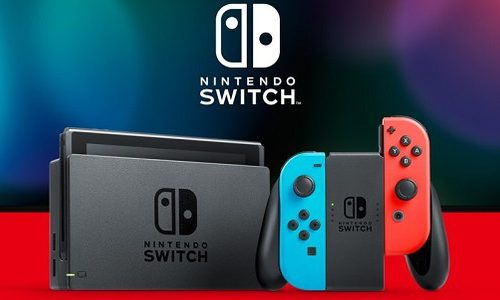 Продажи Nintendo Switch в Европе взяли новую планку