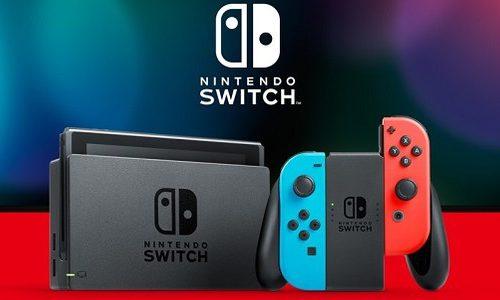Продажи Nintendo Switch в Европе взяли новую планку