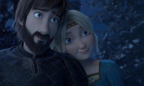 Новые кадры «Как приручить дракона: Возвращение домой»