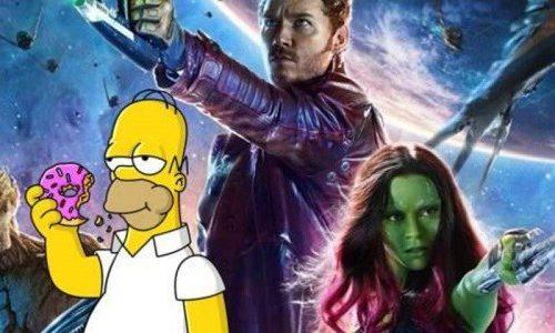 В «Стражах галактики 2» нашли отсылку на «Симпсонов»