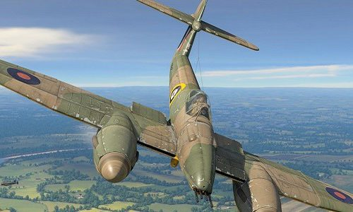 В War Thunder началась акция «Операция Верфь»