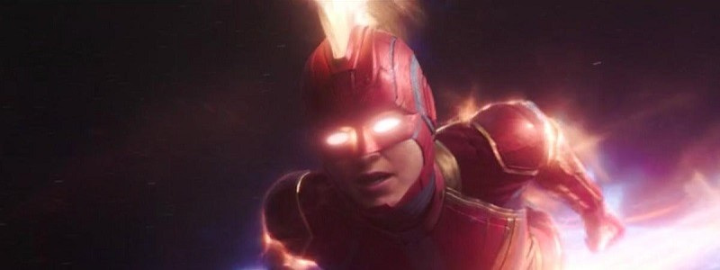 Удаленная сцена «Капитана Марвел» показывает изначальный Высший разум