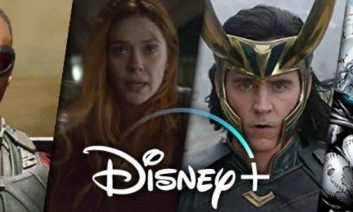 Marvel Studios готовят 10 сериалов для Disney+