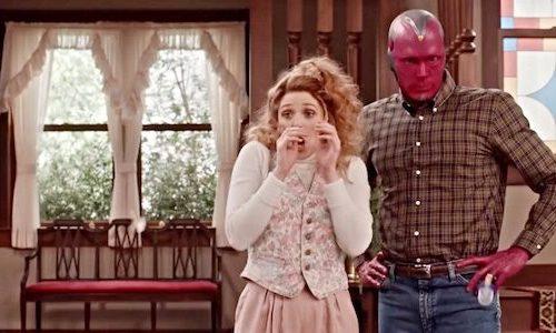 Сериал «ВандаВижен» от Marvel полностью сняли