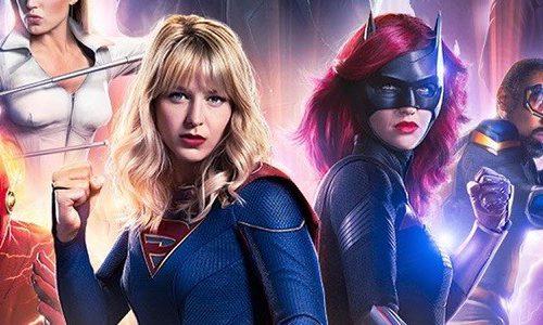 CW перенесли 7 сезон «Флэша» и остальные сериалы DC на 2021 год