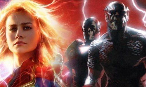 Сериал «Секретное вторжение» будет связан с Капитаном Марвел