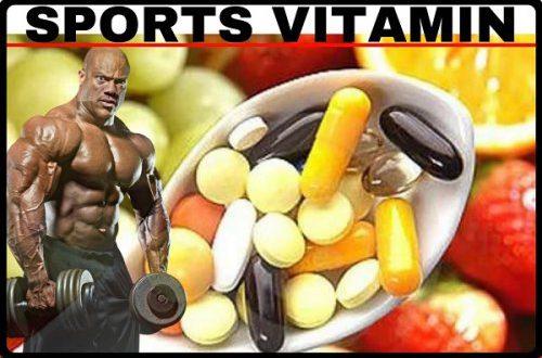 Где купить витамины и минералы для спортсменов и бодибилдеров?