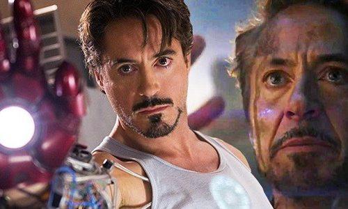Marvel забыли исправить один аспект Тони Старка перед его смертью