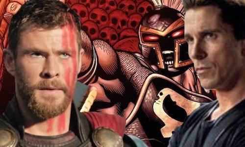 Какого злодея Marvel сыграет Кристиан Бэйл в «Торе 4»