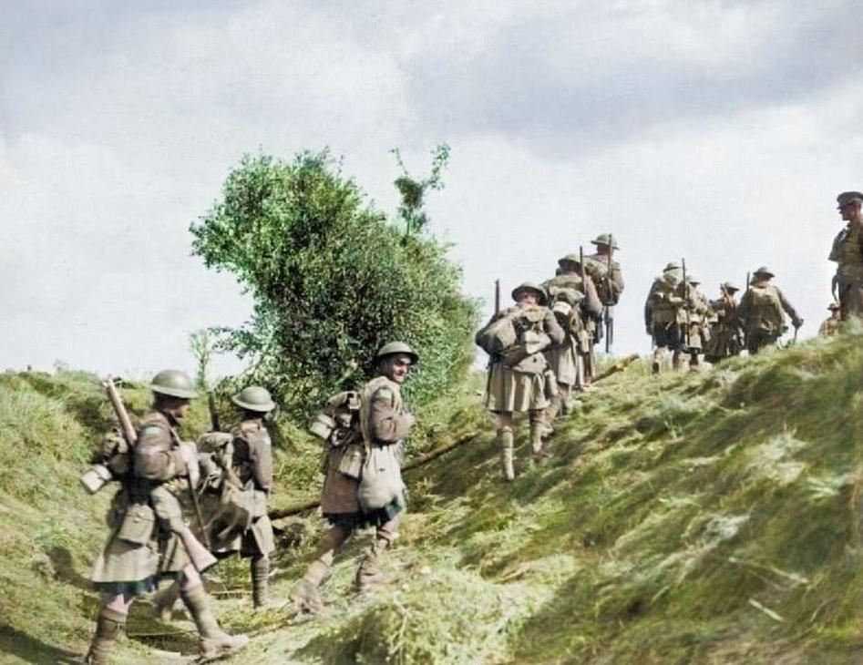 Коротко о Первой мировой войне