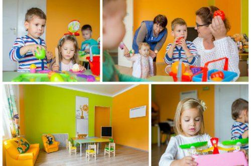 Реклама частного детского сада