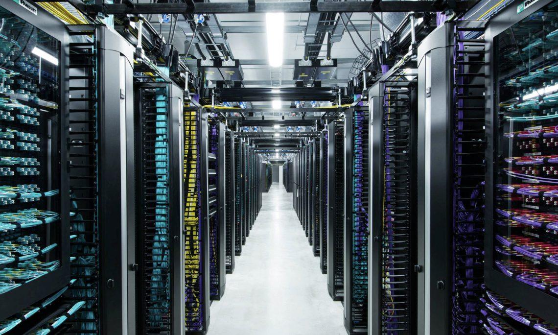 Серверное оборудование для бизнеса