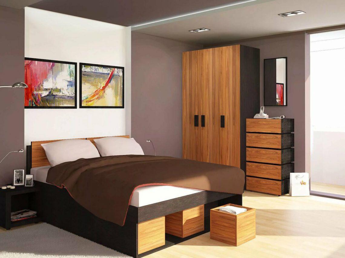 Мебель для спальни и ее особенности
