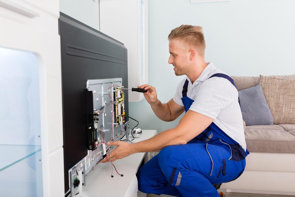 Ремонт техники в доме: особенности проведения работ