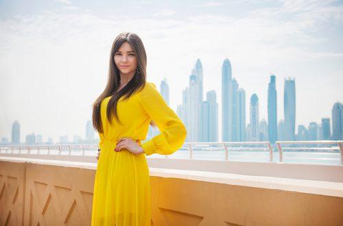 Фотограф в ОАЭ