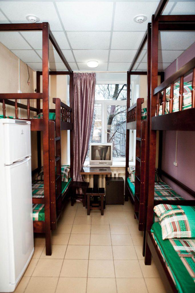 Бюджетные варианты проживания в Москве