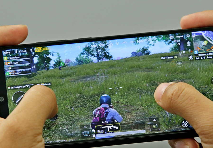 Самые популярные игровые жанры среди пользователей смартфонов