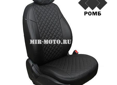 Чехлы на сиденья из экокожи по марке автомобиля от mir-moto