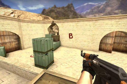 Counter-Strike - нестареющая классика!