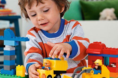 Конструкторы LEGO для ребенка от 3 до 5 лет
