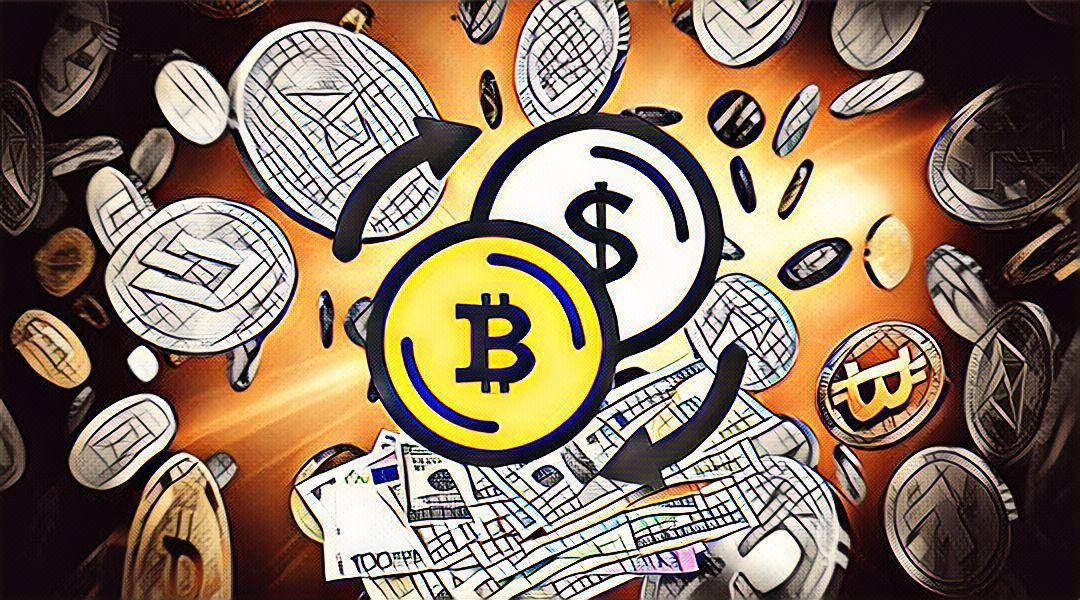 Как обменять криптовалюту