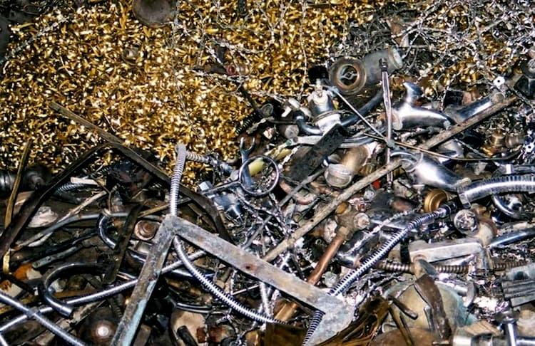 Доступные виды заработка – сдача металлолома