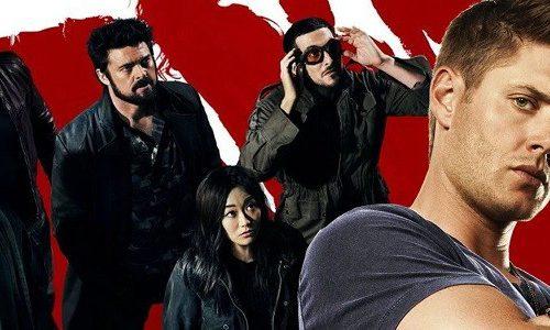 Этот постер 3 сезона «Пацаны» показал Дженсена Эклса в роли Солдатика