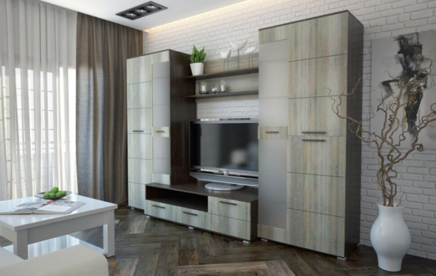 Стенка для гостиной: как выбрать подходящую модель?